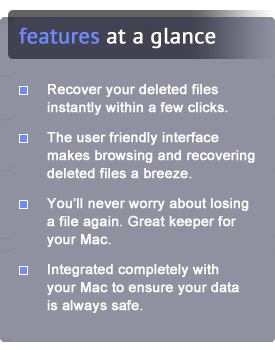 Mac Data Recovery Guru | Undelete Files in OS X